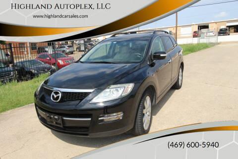 2008 Mazda CX-9 for sale at Highland Autoplex, LLC in Dallas TX
