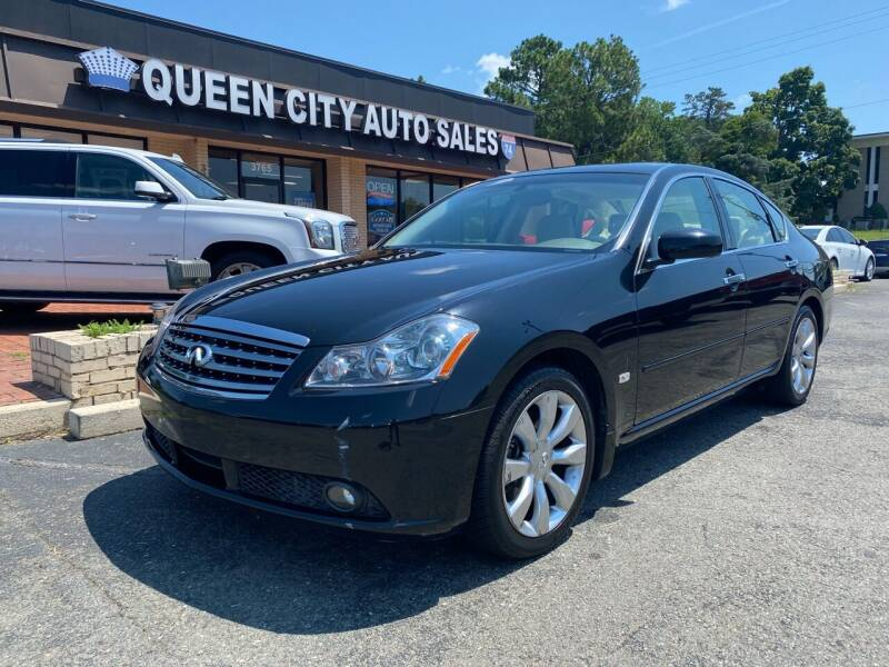 2006 Infiniti M35 for sale at Queen City Auto Sales in Charlotte NC