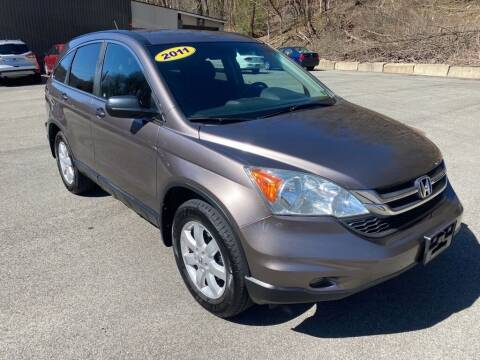 2011 Honda CR-V for sale at Worldwide Auto Group LLC in Monroeville PA