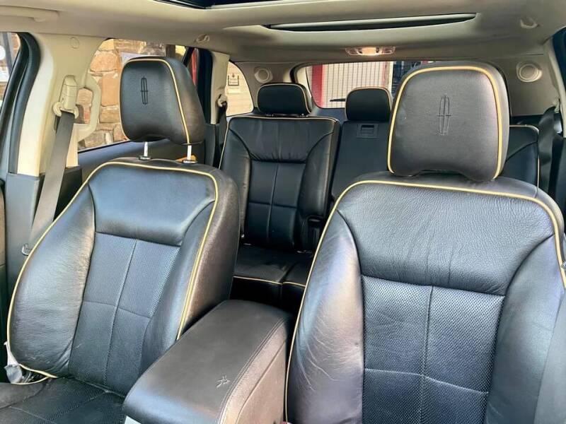 2010 Lincoln MKX 4dr SUV - Poteau OK