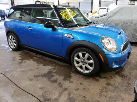 2010 MINI Cooper Clubman for sale at Devaney Auto Sales & Service in East Providence RI