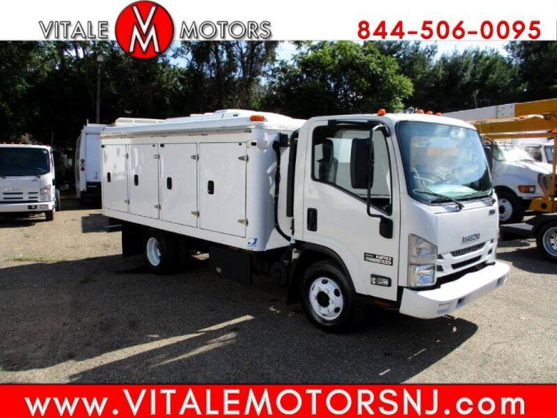 2015 Isuzu NPR for sale at Vitale Motors in South Amboy NJ
