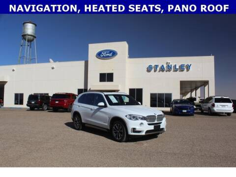 2018 BMW X5 for sale at STANLEY FORD ANDREWS in Andrews TX