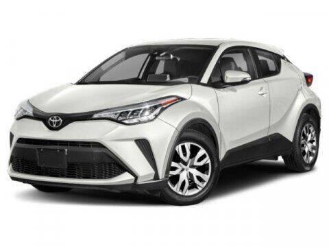 2021 Toyota C-HR for sale at BEAMAN TOYOTA - Beaman Buick GMC in Nashville TN