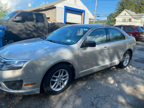 2010 Ford Fusion for sale at AMERI-CAR & TRUCK SALES INC in Haskell NJ