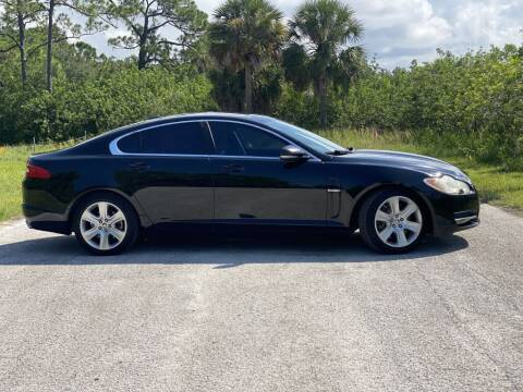 2011 Jaguar XF for sale at D & D Used Cars in New Port Richey FL