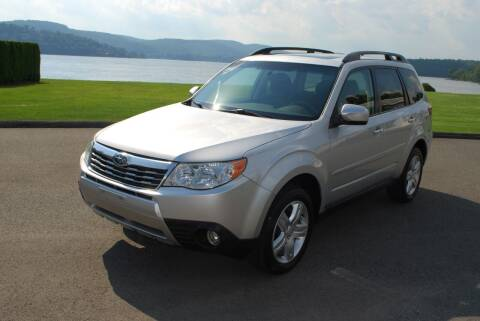 2009 Subaru Forester for sale at New Milford Motors in New Milford CT
