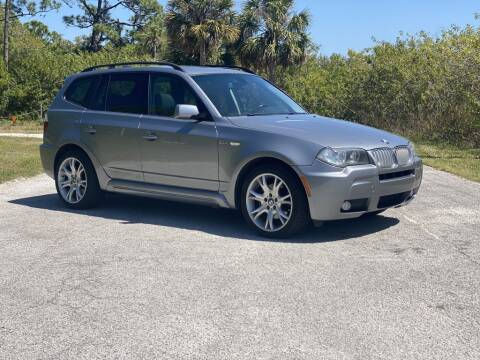 2008 BMW X3 for sale at D & D Used Cars in New Port Richey FL