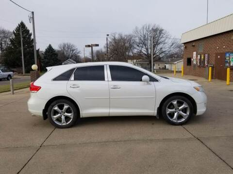 2009 Toyota Venza for sale at RIVERSIDE AUTO SALES in Sioux City IA