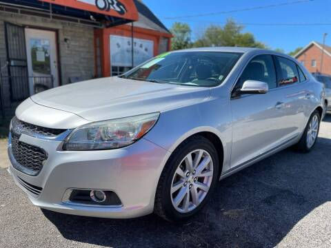 2014 Chevrolet Malibu for sale at 5 STAR MOTORS 1 & 2 in Louisville KY