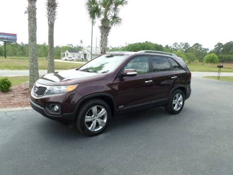 2012 Kia Sorento for sale at First Choice Auto Inc in Little River SC