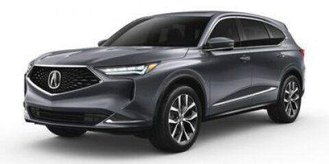 2022 Acura MDX for sale at Clinton Acura new in Clinton NJ