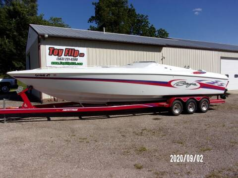 1998 Baja 33 Outlaw SST for sale at Toy Flip LLC in Cascade IA