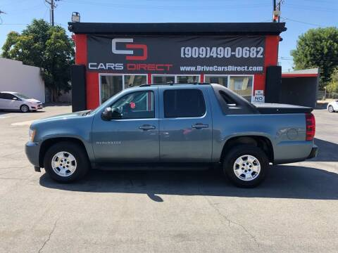 2011 Chevrolet Avalanche for sale at Cars Direct in Ontario CA