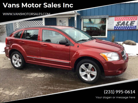 2010 Dodge Caliber for sale at Vans Motor Sales Inc in Traverse City MI