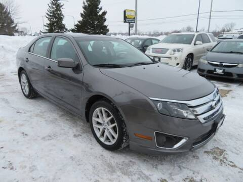 2012 Ford Fusion for sale at Import Exchange in Mokena IL