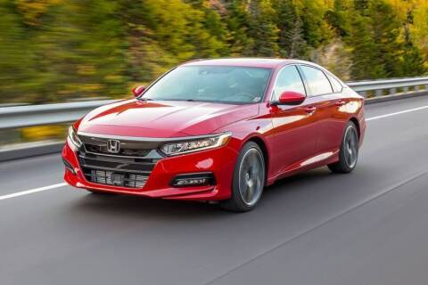 2021 Honda Accord for sale at Xclusive Auto Leasing NYC in Staten Island NY