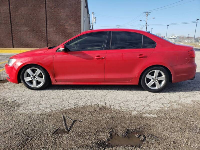2011 Volkswagen Jetta for sale at Savannah Motors in Cahokia IL