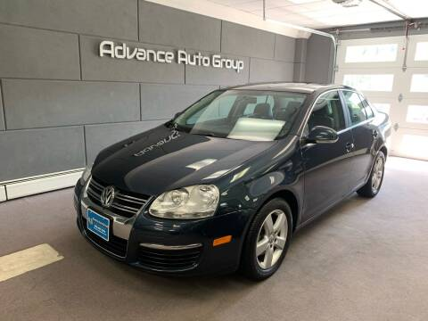 2008 Volkswagen Jetta for sale at Advance Auto Group, LLC in Chichester NH
