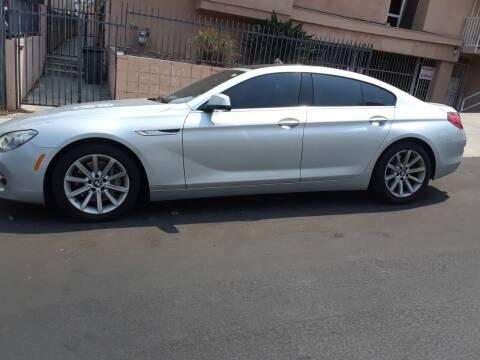 2013 BMW 6 Series for sale at Western Motors Inc in Los Angeles CA