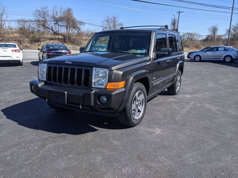 2006 Jeep Commander for sale at Worley Motors in Enola PA