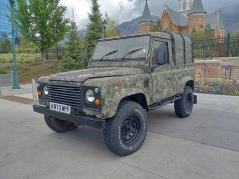 1988 Land Rover Defender for sale at Classic Car Deals in Cadillac MI