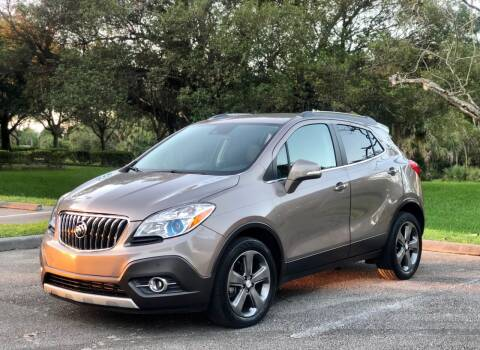 2014 Buick Encore for sale at Sunshine Auto Sales in Oakland Park FL