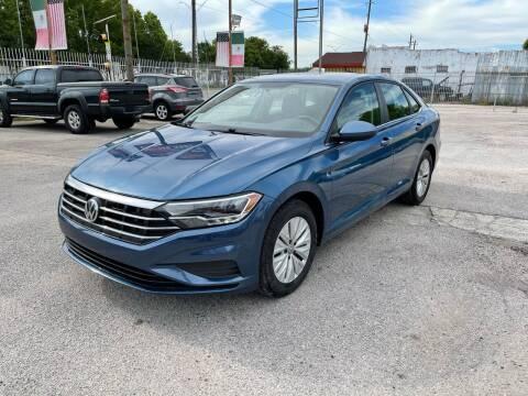 2019 Volkswagen Jetta for sale at Saipan Auto Sales in Houston TX