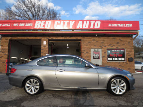 2012 BMW 3 Series for sale at Red City  Auto in Omaha NE