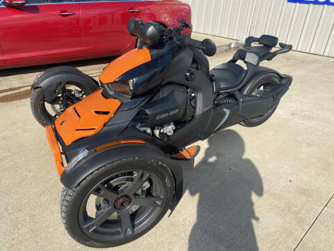 2019 Can Am Ryker 900 for sale at Alpha Automotive in Odenville AL