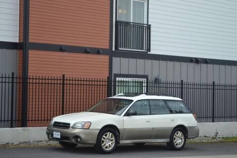 2000 Subaru Outback for sale at Skyline Motors Auto Sales in Tacoma WA