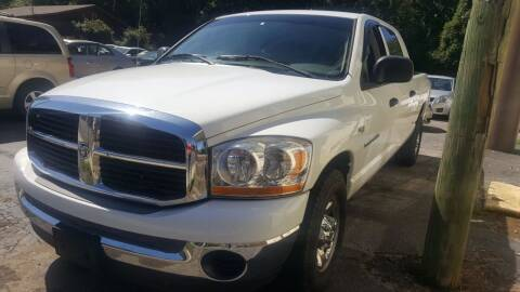 2006 Dodge Ram Pickup 1500 for sale at Limited Auto Sales Inc. in Nashville TN