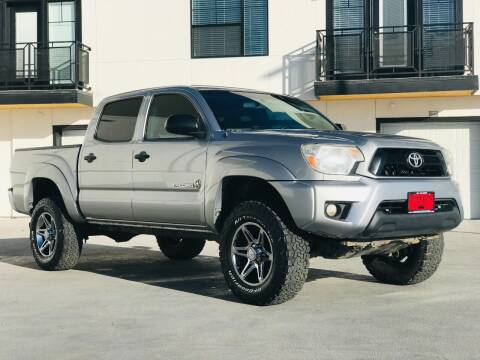 2014 Toyota Tacoma for sale at Avanesyan Motors in Orem UT