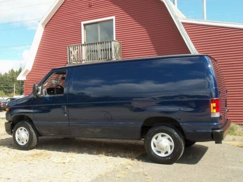 2008 Ford E-Series Cargo for sale at Red Barn Motors, Inc. in Ludlow MA