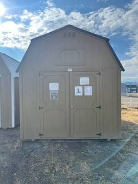 2021 Lofted Barn 10x16 for sale at Auto Image Auto Sales Chubbuck in Chubbuck ID