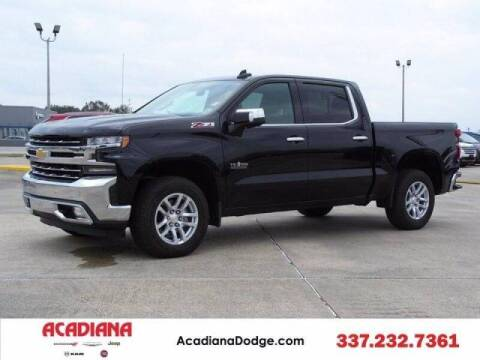 2019 Chevrolet Silverado 1500 for sale at Acadiana Automotive Group - Acadiana DCJRF Lafayette in Lafayette LA