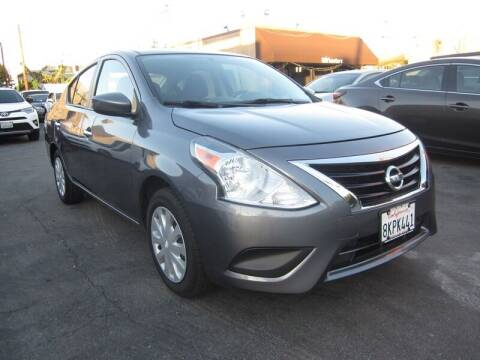 2018 Nissan Versa for sale at Win Motors Inc. in Los Angeles CA