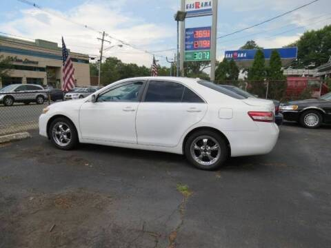 2010 Toyota Camry for sale at Jerry Morese Auto Sales LLC in Springfield NJ