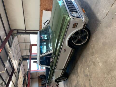 1972 Chevrolet 150 for sale at 4 B CAR CORNER in Anadarko OK