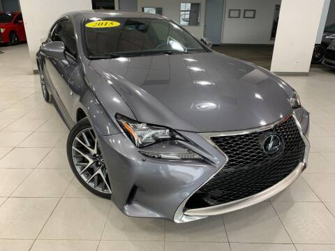 2015 Lexus RC 350 for sale at Auto Mall of Springfield in Springfield IL