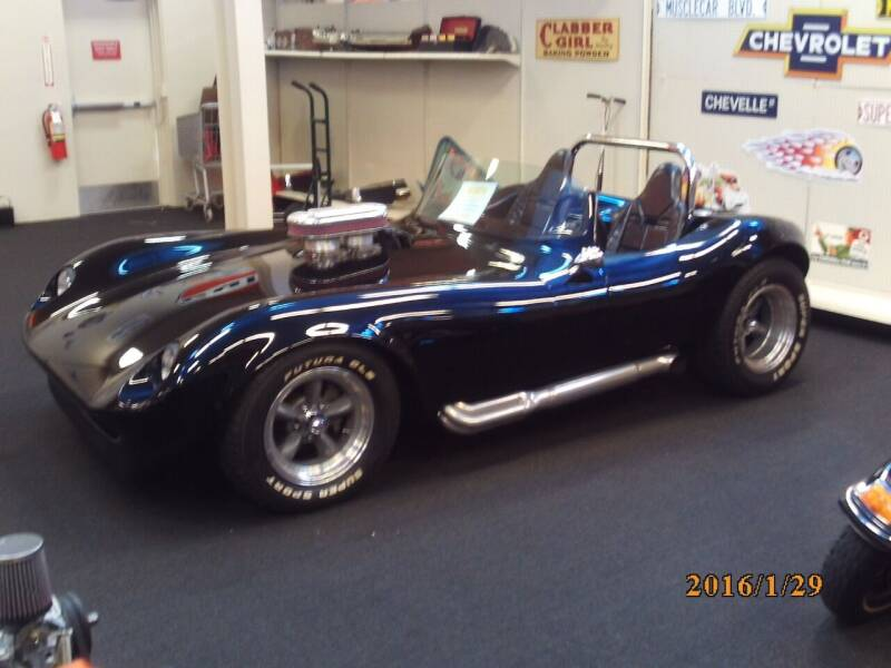1964 Chevrolet Cheetah replica for sale at MUSCLE CAR CITY LLC in Punta Gorda FL