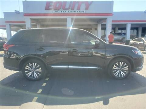 2019 Mitsubishi Outlander for sale at EQUITY AUTO CENTER in Phoenix AZ