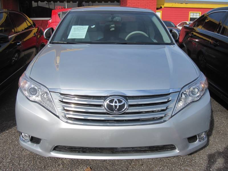 2012 Toyota Avalon for sale at T & D Motor Company in Bethany OK