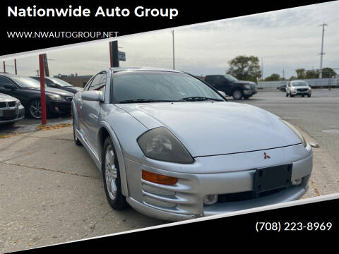 2000 Mitsubishi Eclipse for sale at Nationwide Auto Group in Melrose Park IL