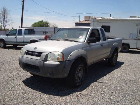 2001 Nissan Frontier for sale at One Community Auto LLC in Albuquerque NM