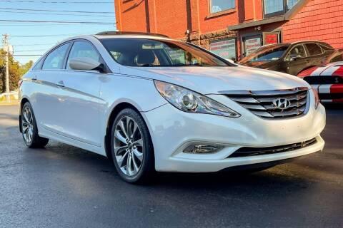 2013 Hyundai Sonata for sale at Knighton's Auto Services INC in Albany NY