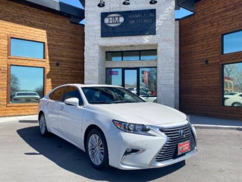 2017 Lexus ES 350 for sale at Hamilton Motors in Lehi UT