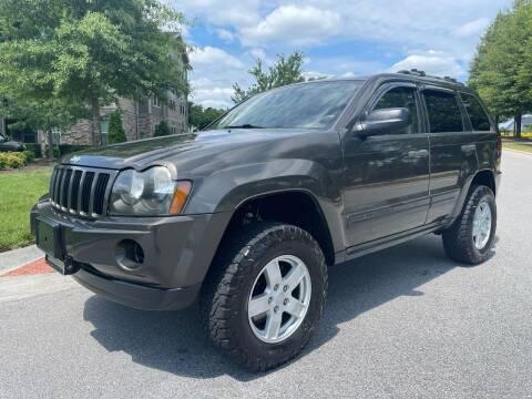 2006 Jeep Grand Cherokee for sale at LA 12 Motors in Durham NC