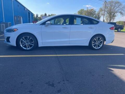 2020 Ford Fusion for sale at Piehl Motors - PIEHL Chevrolet Buick Cadillac in Princeton IL