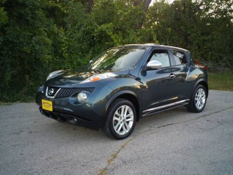 2011 Nissan JUKE for sale at BestBuyAutoLtd in Spring Grove IL